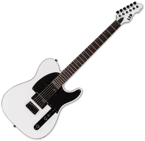 ESP LTD TE-200 Electric Guitar Snow White B-Stock LTE200RSW.B