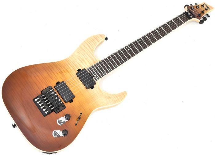 Schecter C-1 FR SLS Elite Electric Guitar Antique Fade Burst B-Stock 1175 sku number SCHECTER1352.B 1175