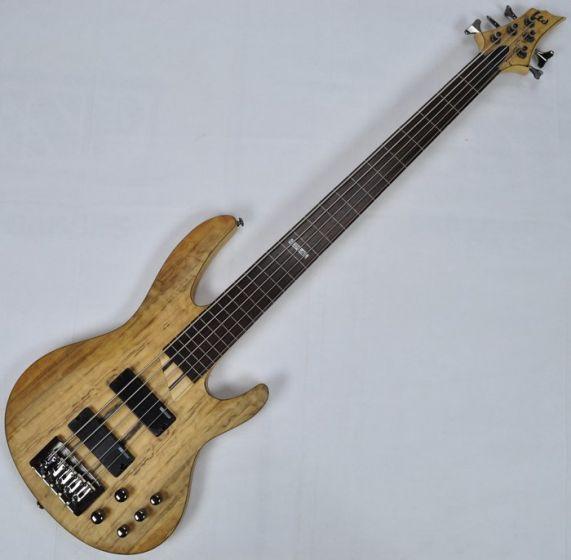 ESP LTD B-205SM Fretless Electric Bass in Natural Satin B-Stock sku number LB205SMFLNATS.B