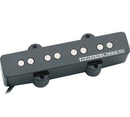 Seymour Duncan STK-J1B Classic Stack 4-String Bridge Pickup For Jazz Bass 11403-02