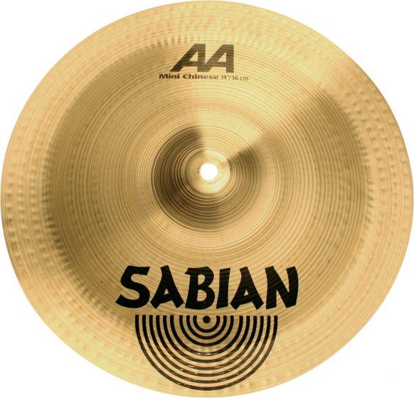 "Sabian 14"" AA Mini Chinese 21416"