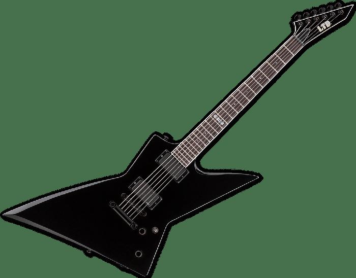 ESP LTD EX-401 Electric Guitar in Black LEX401BLK