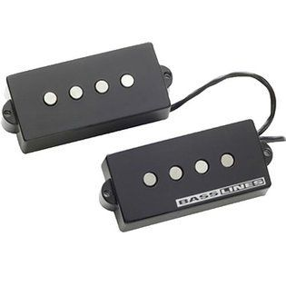 Seymour Duncan APJ-2 Lightin' Rods For P-Bass Neck/Bridge Pickup 11406-06