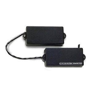 Seymour Duncan APJ-1 Pro Active For P-Bass Neck/Bridge Pickup 11406-02