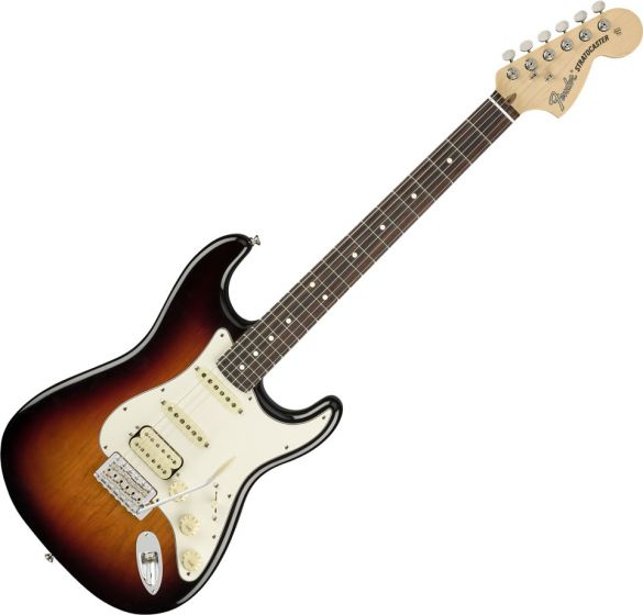 Fender American Performer Stratocaster HSS Electric Guitar 3-Color Sunburst 0114920300