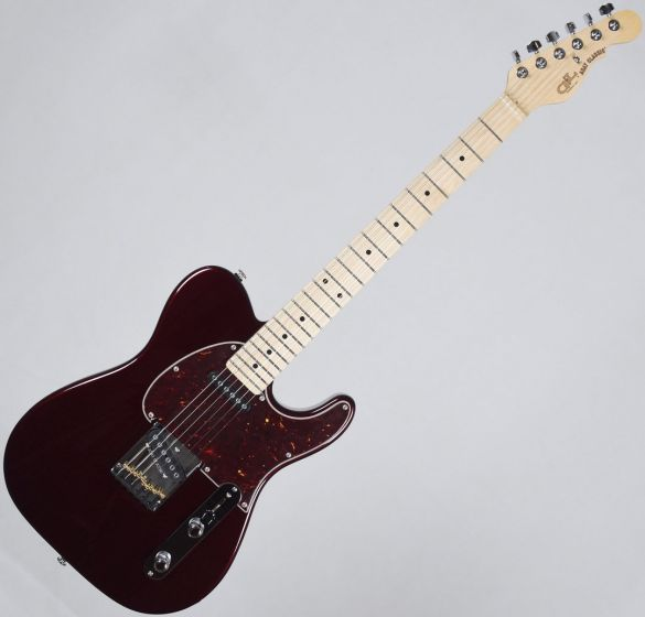 G&L USA ASAT Classic Electric Guitar Ruby Red Metallic USA ASTCL-RBY-MP 2062