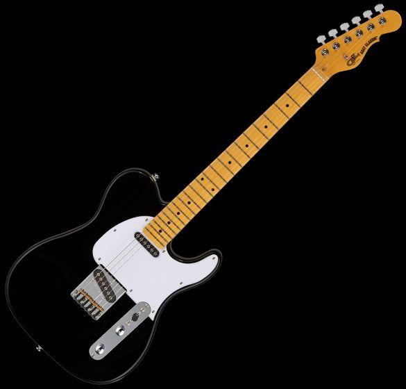 G&L Tribute ASAT Classic Electric Guitar Gloss Black TI-ACL-111R01M83