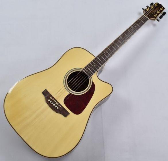 Takamine GD93CE-NAT G-Series G90 Cutaway Acoustic Electric Guitar Natural B-Stock TAKGD93CENAT.B