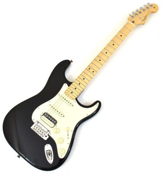 Fender American Pro Stratocaster HSS Shawbucker Electric Guitar in Black 0113042706