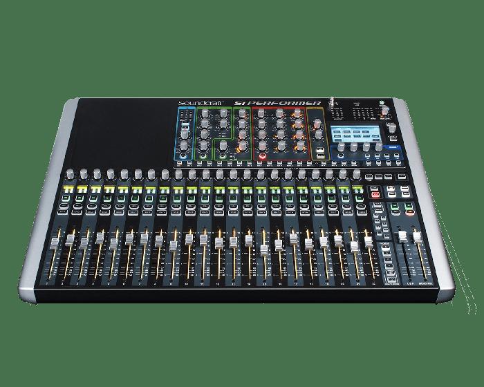 Soundcraft Si Performer 2 Digital Live Sound Mixer