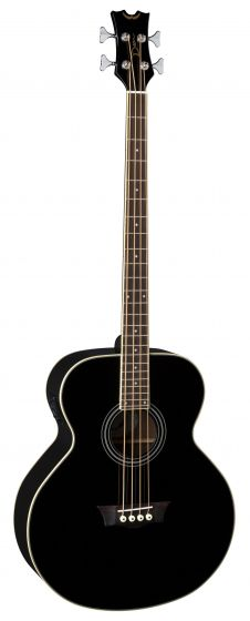 Dean Acoustic Electric Bass Guitar Classic Black EAB CBK EAB CBK