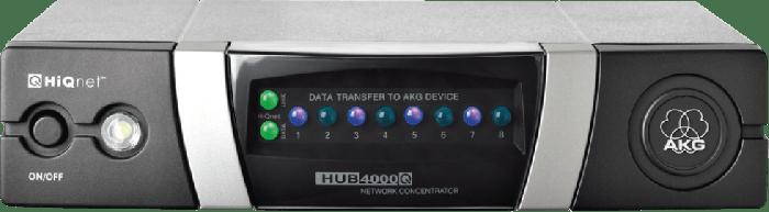 AKG HUB4000 Q HIQNET Ethernet Interface 2999Z00140