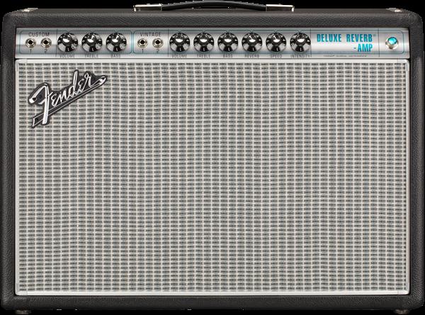 Fender '68 Custom Deluxe Reverb Pine Neo FSR Tube Amp 2274000992