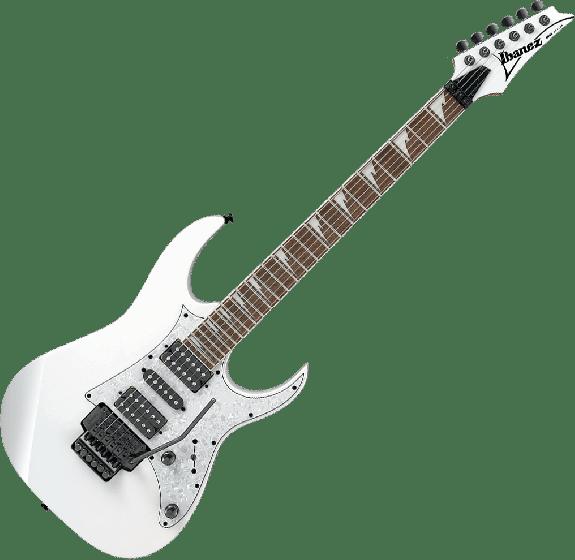 Ibanez RG Standard RG450DXB Electric Guitar in White sku number RG450DXBWH
