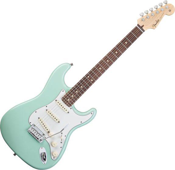 Fender Custom Shop Jeff Beck Signature Stratocaster Electric Guitar Surf Green 150083857
