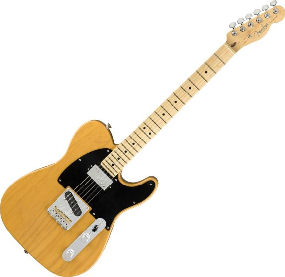 Fender 2018 Limited Edition American Professional Telecaster with Shawbucker Electric Guitar in Butterscotch Blonde 0170227750