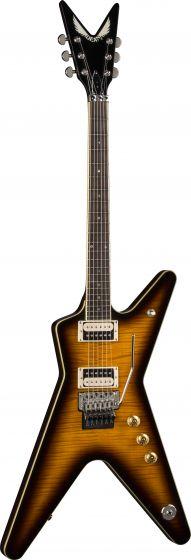 Dean ML 79 Floyd Flame Top Trans Brazilia Electric Guitar ML 79 F TBZ ML 79 F TBZ