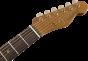 Fender Custom Shop 2018 Limited Reverse Custom Telecaster HS - Heavy Relic  Aged Daphne Blue over 3-Color Sunburst Electric Guitar 9235000559