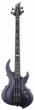 ESP Tom Araya FRX Black Satin Bass w/Case sku number ETARAYAFRXBLKS