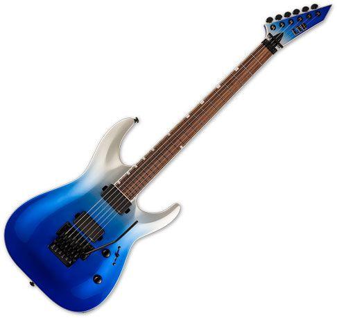 ESP LTD MH-400FR Electric Guitar Blue Pearl Fade Metallic LMH400FRBLUPFD