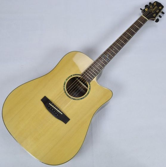 Takamine EG363SC Acoustic Electric Guitar in Natural Finish B-Stock TAKEG363SC.B