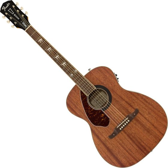 Fender Tim Armstrong Hellcat Left Hand Acoustic Guitar Natural 0971757022