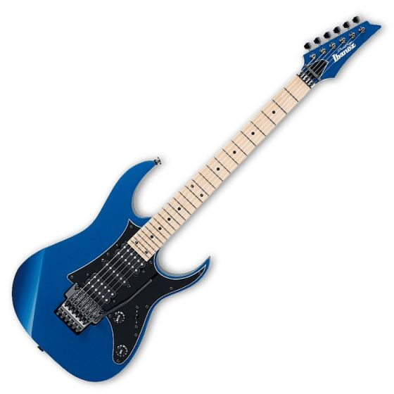 Ibanez RG Prestige RG655M Electric Guitar in Cobalt Metalic Blue with Case RG655MCBM