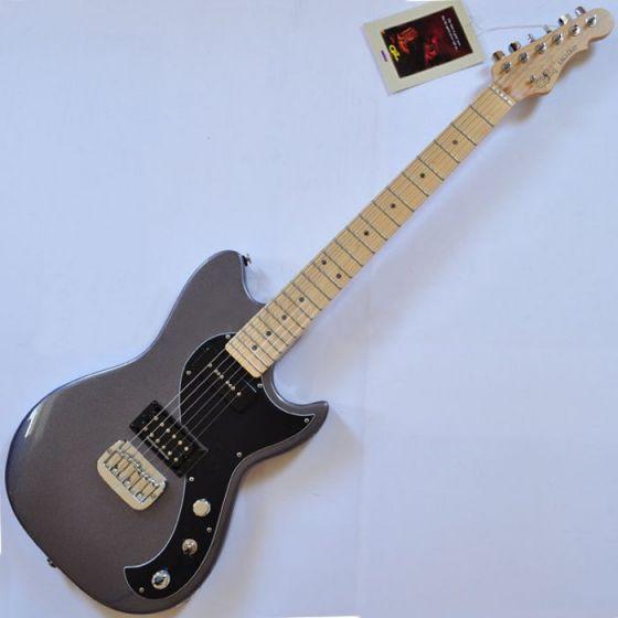 G&L Fallout USA Custom Made Guitar in Graphite Metallic sku number USA FALOUT-GRAPH-MP
