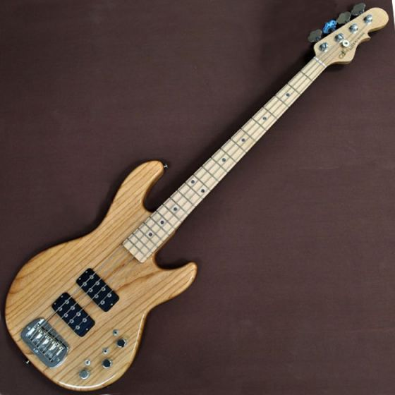 G&L L-2000 USA Custom Made Electric Bass in Natural Maple Fretboard 107769
