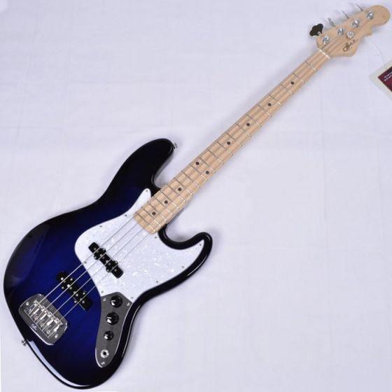G&L JB USA Custom Made Electric Bass in Blueburst Empress Body sku number 108293