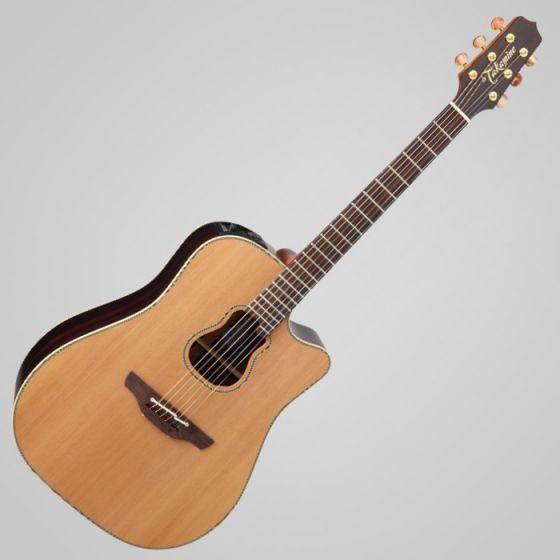 Takamine Signature Series GB7C Garth Brooks Acoustic Guitar in Natural Finish sku number TAKGB7C