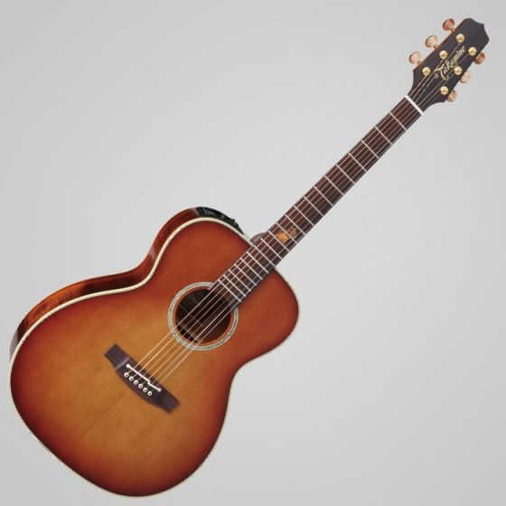 Takamine TF77-PT Legacy Series Acoustic Guitar in Natural Gloss Finish sku number TAKTF77PT