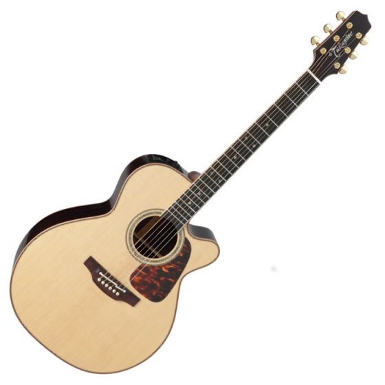Takamine P7NC Pro Series 7 Acoustic Guitar in Natural Gloss Finish sku number TAKP7NC