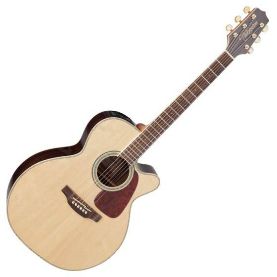 Takamine GN71CE-NAT G-Series G70 Acoustic Guitar in Natural Finish sku number TAKGN71CENAT