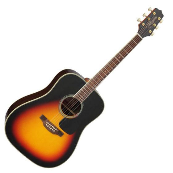 Takamine GD51-BSB G-Series G50 Acoustic Guitar in Brown Sunburst Finish sku number TAKGD51BSB