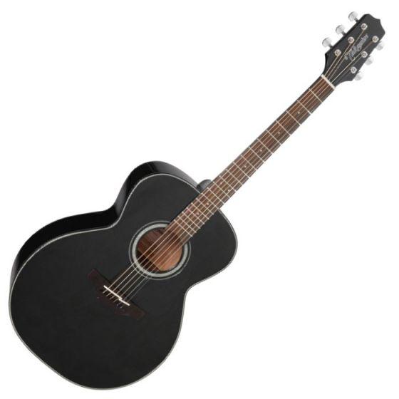 Takamine GN30-BLK Acoustic Guitar in Black Finish sku number TAKGN30BLK