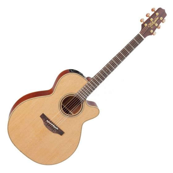 Takamine P3NC Pro Series 3 Cutaway Acoustic Guitar in Satin Finish sku number TAKP3NC