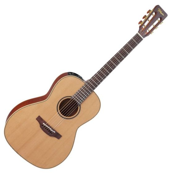 Takamine P3NY Pro Series 3 Acoustic Electric Guitar in Satin Finish sku number TAKP3NY