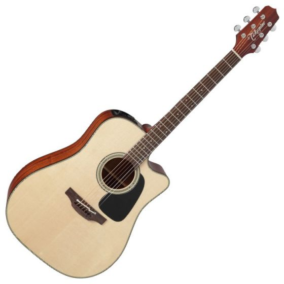 Takamine P2DC Pro Series 2 Cutaway Acoustic Electric Guitar in Satin Finish sku number TAKP2DC