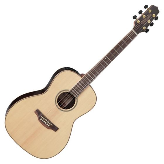 Takamine GY93E-NAT Acoustic Electric Guitar in Natural Finish sku number TAKGY93ENAT