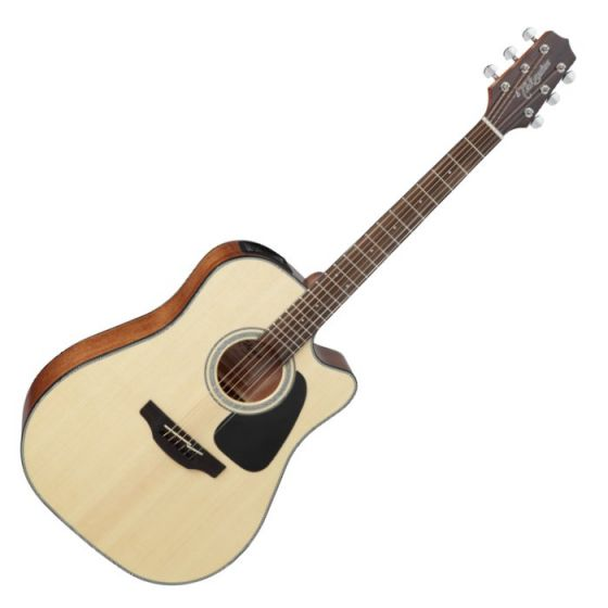 Takamine GD30CE-NAT G-Series G30 Acoustic Electric Guitar in Natural Finish sku number TAKGD30CENAT