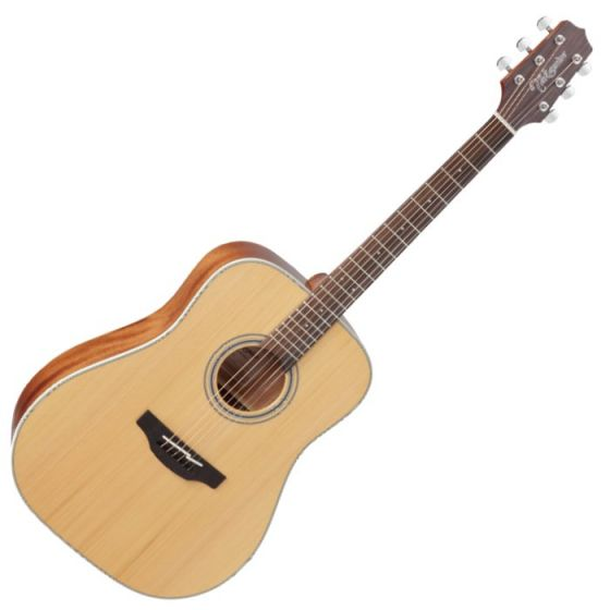 Takamine GD20-NS G-Series G20 Acoustic Guitar in Natural Finish TAKGD20NS
