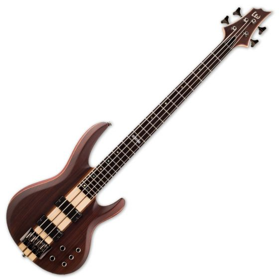 ESP LTD B-4E Bass in Natural Stain sku number LB4ENS