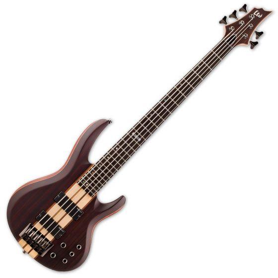 ESP LTD B-5E Bass in Natural Stain LB5ENS