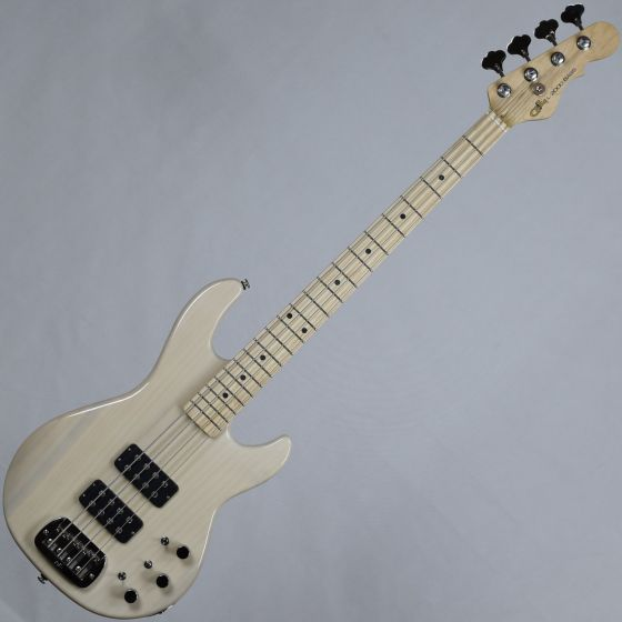 G&L usa custom L-2000 empress body electric bass in blonde finish 111457