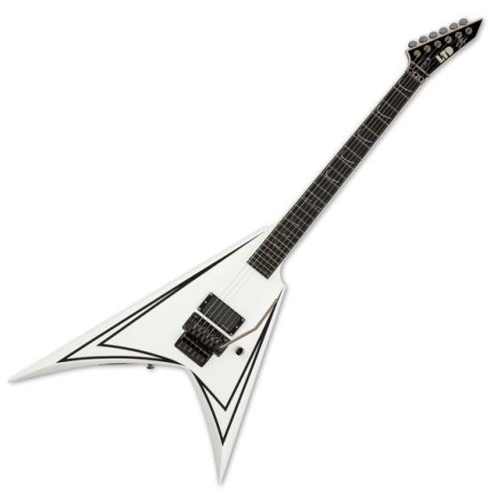 ESP LTD Alexi-600 Scythe White Guitar LALEXI600SCYTHE