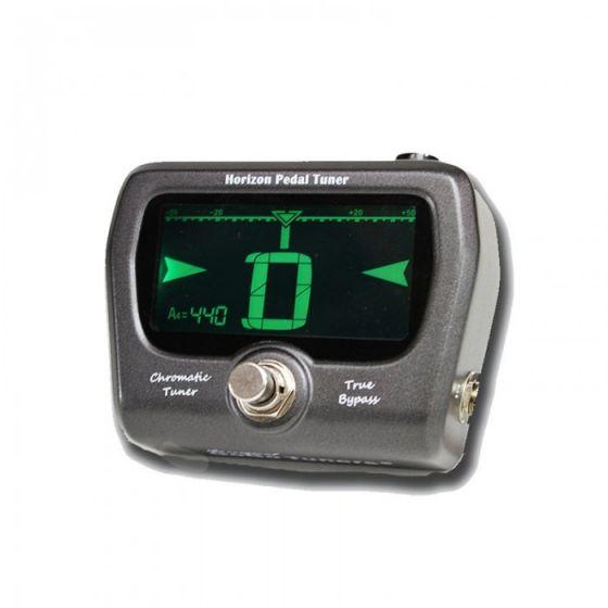 GoGo Chromatic True Bypass Horizon Pedal Tuner 111205