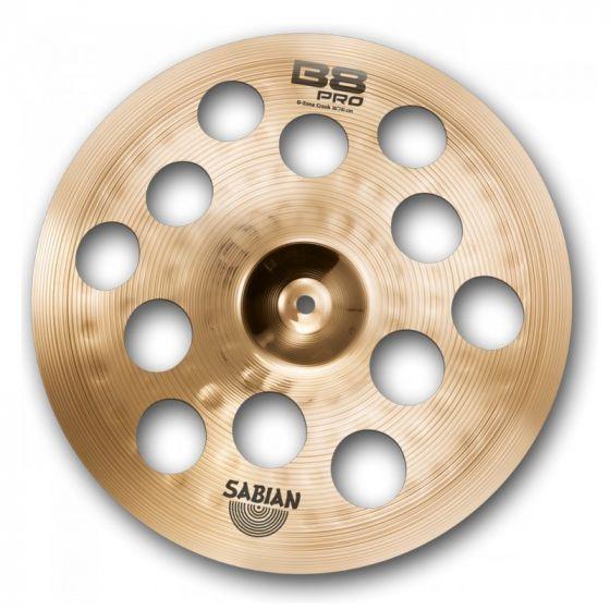 Sabian 16 Inch B8 Pro  O-Zone Crash Cymbal - 31600B 31600B