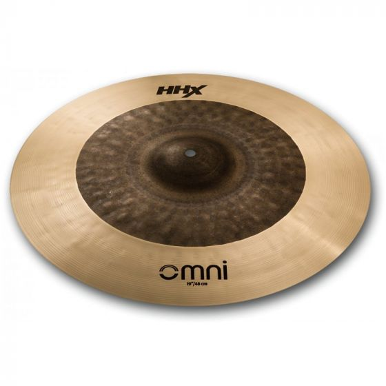 Sabian HHX OMNI Drum Set 19 Inch Ride Cymbal - 119OMX 119OMX