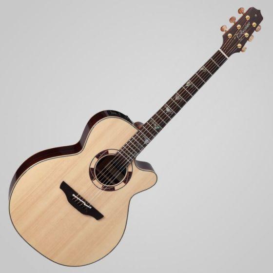 Takamine TSF48C Legacy Series Acoustic Guitar in Gloss Natural Finish Demo Guitar TAKTSF48C.B 0685